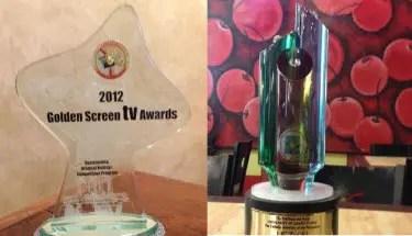 Golden Screen and USTv