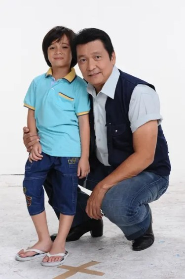 JB Agustin and Lito Lapid