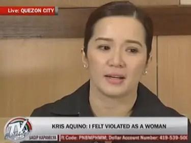 Kris Aquino TV Patrol