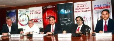 GMA Network relaunches international channels in the Middle East
