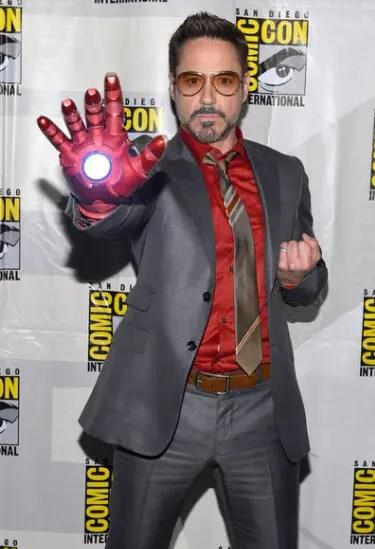 Robert Downey 2