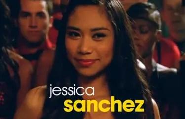 Jessica Sanchez Glee