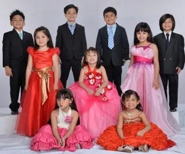 Lance, JB, Aldred, CX, Allyson, Kazumi, Jillian, Ashley, Aaliyah