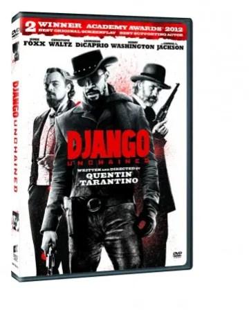 django DVD packshot
