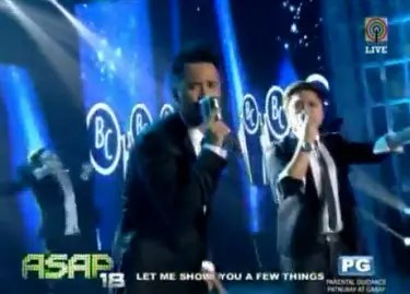 Charice Billy Crawford