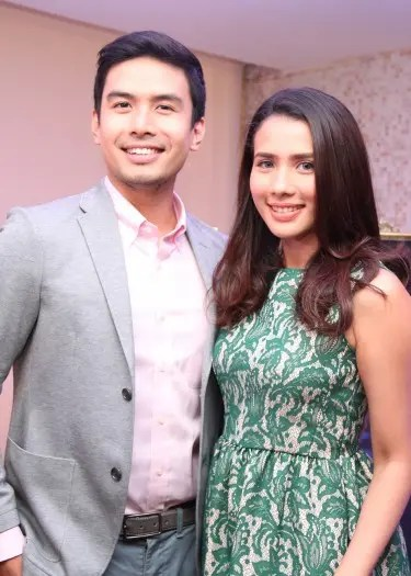 Christian Bautista and Karylle Tatlonghari as Prince Christo