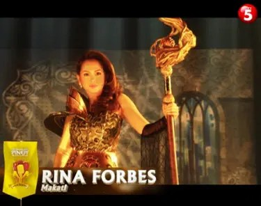 Rina Forbes