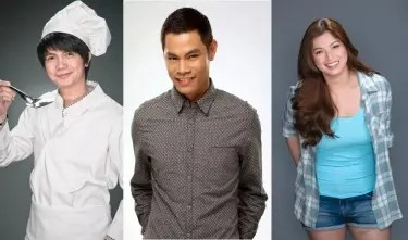 Vhong Navarro, Bugoy Drilon, Angel Locsin