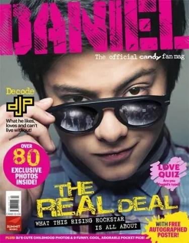daniel padilla Candy Magazine