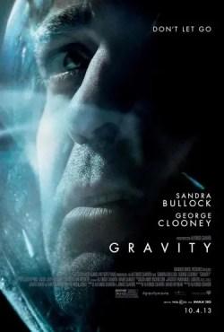 Gravity - Sandra Bullock poster