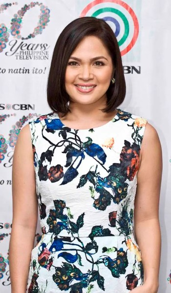 Judy Ann Santos during her recent contract signing in ABS-CBN_1