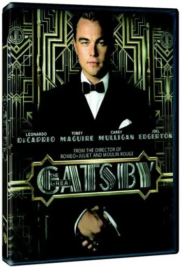 """The Great Gatsby"" DVD"