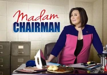 Madam Chairman