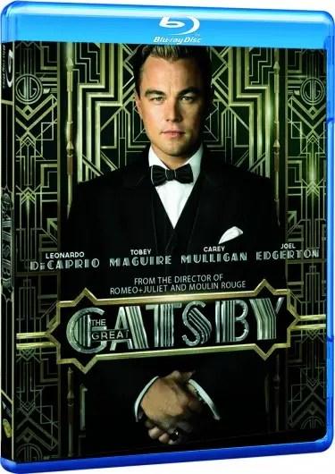 """The Great Gatsby"" Blu-Ray"