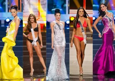 Miss Universe 2013 – The Lifestyle Hub's Top 10 in Gowns and