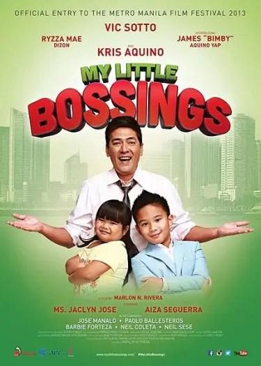 My Little Bossings Poster