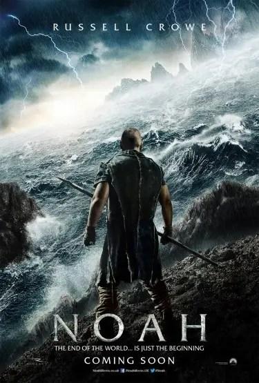 Noah Teaser Poster