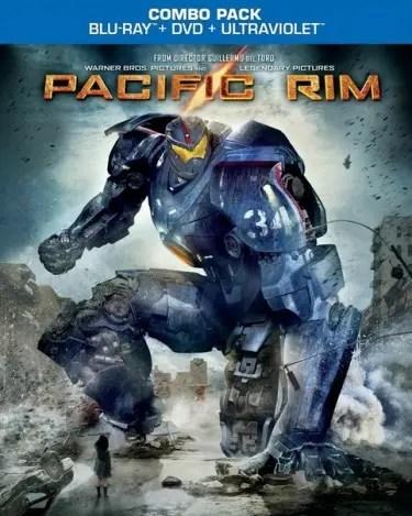 """Pacific Rim"" Blu-Ray"
