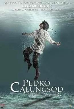 Pedro Calungsod movie poster
