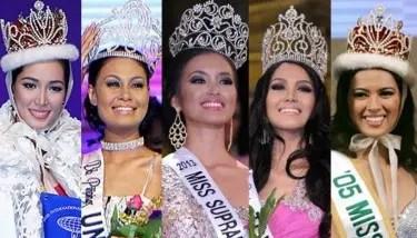 5 Beauty Queens