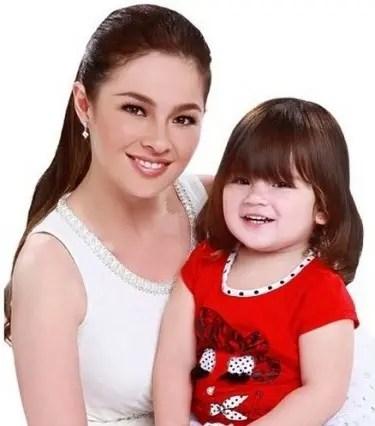 Andi and Baby