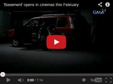 Basement Trailer