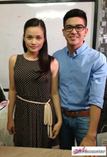 Mark and Yasmien