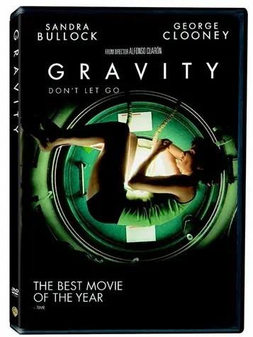 """""""Gravity"""" DVD"""