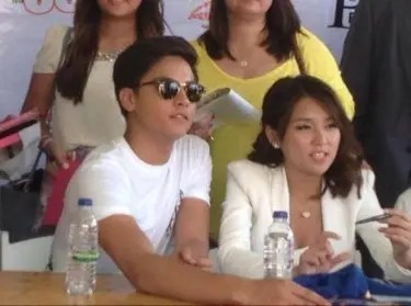 KathNiel in London 4