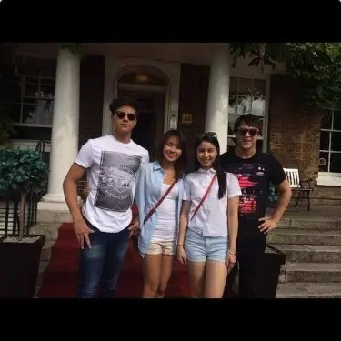 KathNiel with JulQuen