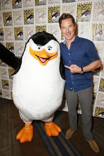 Penguins ComicCon