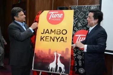 Tune Kenya