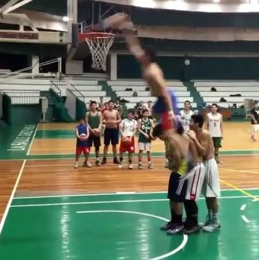 Kobe Paras Dunks