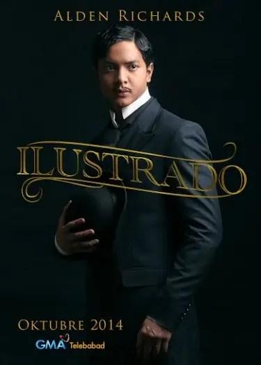 Alden Richards as Jose Rizal