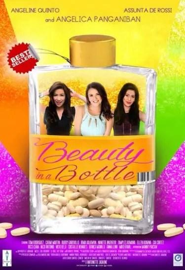 Beauty in a Bottle poster