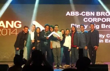The team behind the PBB All In Online Bahay ni Kuya