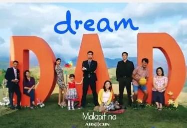 Dream Dad Title
