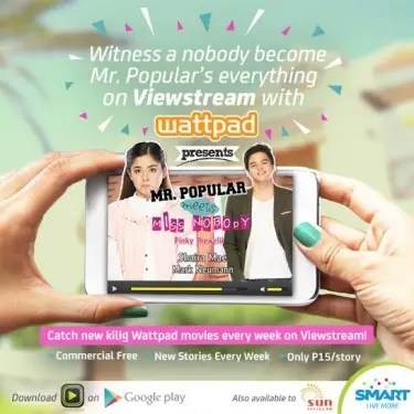 Wattpad - Mr Popular