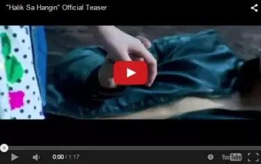 Halik Sa Hanging Teaser Trailer