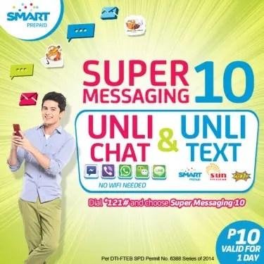 Super Messaging 10 square