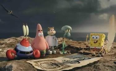 Sponge Bob Movie 2