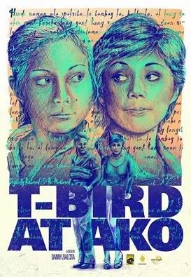TBird at Ako Poster