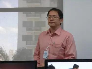 Intel Officer