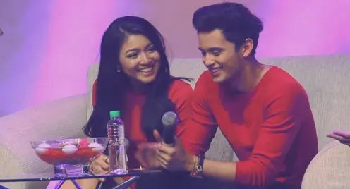 Jadine STages of Kilig