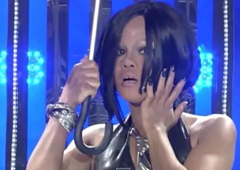 Melai as Rihanna