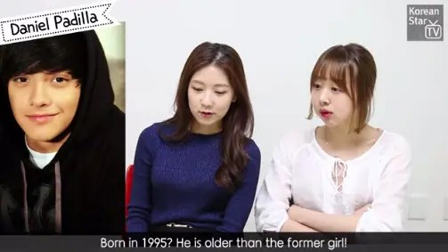 Koreans Talk About Pinoy Stars