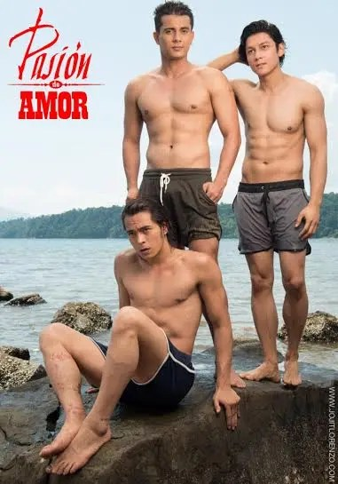 Pasion de Amor Leading Men