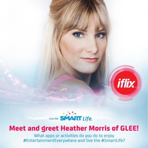 Heather Morris of Glee