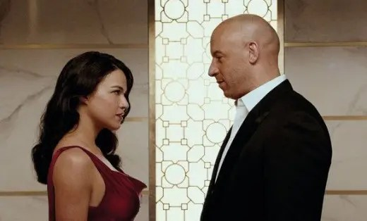 Vin and Michelle