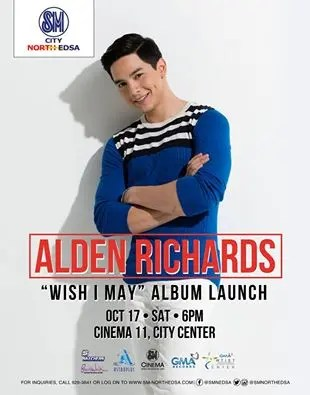 Alden Album Launch